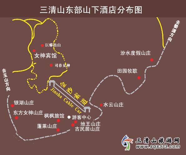 九江,景德镇,武夷山